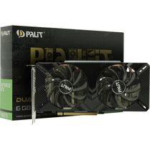 Видеокарта PALIT - GTX 1660 Dual