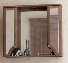 Шкаф с зеркалом - EDELFORM - 2-141-025-S