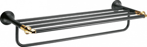 Вешалка для полотенца - Fixsen - FX-71615B LUKSOR