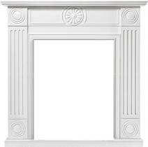 Портал для камина ELECTROLUX - Портал Frame Classic белый