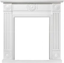 Портал для камина ELECTROLUX - Портал Frame 30 белый