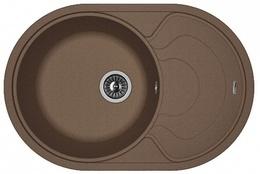 Кухонная мойка FLORENTINA - Родос 760 мокко FSm