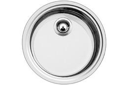 Кухонная мойка BLANCO - RONDOSOL-IF полированная нерж сталь (514647)