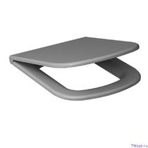 Сиденье с крышкой для унитаза - CERSANIT - DS-COL-DL Gr-m