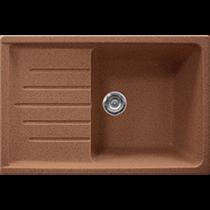 Кухонная мойка GRAN-STONE - GS 76 307 терракот