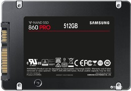 Жесткий диск SSD SAMSUNG -  MZ-76P512BW