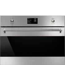 Духовой шкаф с паром SMEG - SF4390VCX1