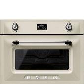 Духовой шкаф с СВЧ SMEG - SF4920MCP