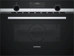 Духовой шкаф с СВЧ SIEMENS - CM585AMS0