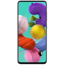 Смартфон Samsung - Galaxy A51 64GB, Black (SM-A515FZKUSKZ)
