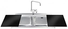 Кухонная мойка SMEG - LI92N
