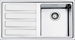 Кухонная мойка SMEG - LMN861S (в наличии) ID:SM011575