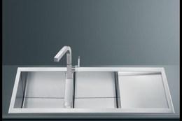 Кухонная мойка SMEG - LQR116-2