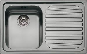 Кухонная мойка SMEG - SP791DN (доставка 4-6 недель) ID:SM011412