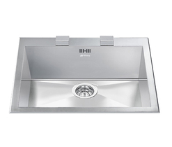 Кухонная мойка SMEG - VQ50RS-2