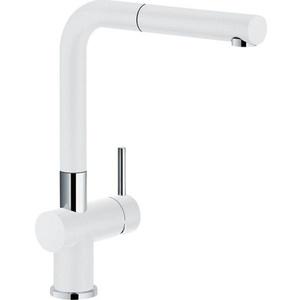Кухонный смеситель FRANKE - Active Plus с выдвижным изливом белый (115.0373.888)