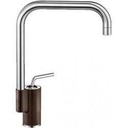 Гранитный кухонный смеситель BLANCO - Ajaris мускат/хром (521744) (в наличии) ID:NL04203