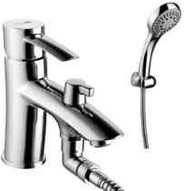 Смеситель для ванны и душа - LeMark - LM3215C ATLANTISS