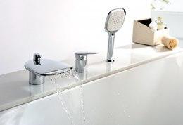 Смеситель для ванны и душа - LeMark - LM4445C STATUS