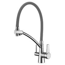 Кухонный смеситель - LeMark - LM3071C-Gray