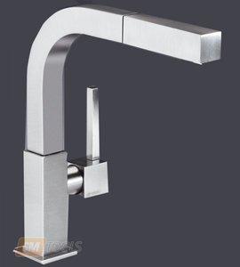 Кухонный смеситель SMEG - MDQ5-CR