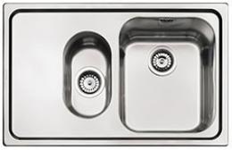 Кухонная мойка SMEG - SP7915S-2