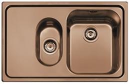 Кухонная мойка SMEG - SP7915SRA (в наличии) ID:SM011543