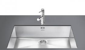 Кухонная мойка SMEG - VSTQ72-2 (в наличии) ID:SM013505