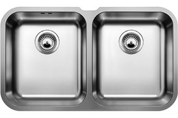 Кухонная мойка BLANCO - Supra 340/340-U  (519716)