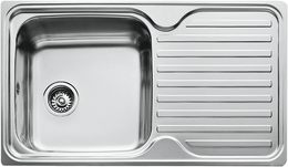 Кухонная мойка TEKA - CLASSIC 1B 1D MCTXT
