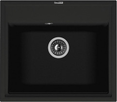 Кухонная мойка FLORENTINA - Липси 600 антрацит FSm