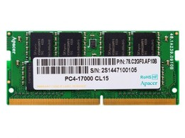 Оперативная память TRANSEND - SO-DIMM 16Gb DDR4 PC21300/2666MHz