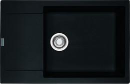 Кухонная мойка FRANKE - MRG 611D оникс авт. (114.0369.154)
