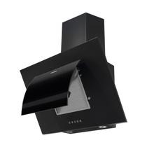 Вытяжка MAUNFELD - М1207 TOWER ROUND 60 черное дугообразное стекло