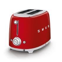 Тостер SMEG - TSF01RDEU (красный)