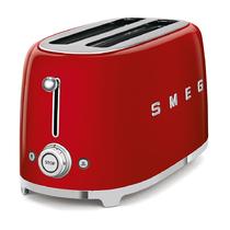 Тостер SMEG - TSF02RDEU (красный)