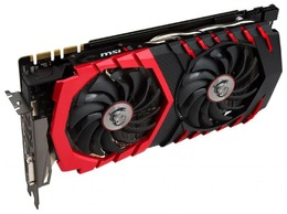 Видеокарта MSI - GeForce GTX 1070 Ti GAMING 8G PCI-E 8Gb GDDR5 256bit 3xDP+HDMI+DVI-D