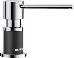 Дозатор BLANCO - 526177 Дозатор Lato хром/черный