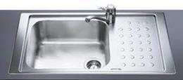 Кухонная мойка SMEG - LV951D-3 (в наличии) ID:SM011580