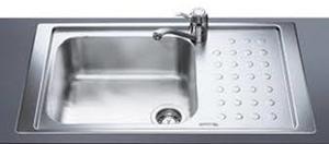 Кухонная мойка SMEG - LV951D-3