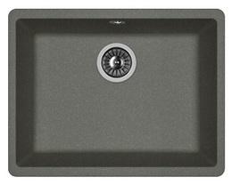 Кухонная мойка FLORENTINA - Вега 500 черный FS