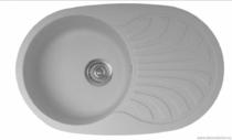Кухонная мойка ORIVEL - VENERA PLUS серый