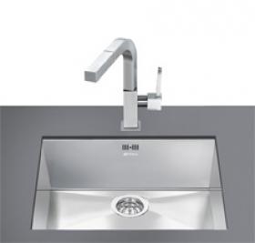 Кухонная мойка SMEG - VSTQ50-2
