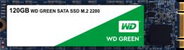 Жесткий диск SSD WESTER DIGITAL -  WDS120G2G0B