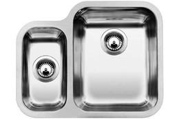 Кухонная мойка BLANCO - Ypsilon 550-U нерж. сталь полированая (518209)