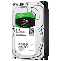 Жесткий диск SEAGATE BARRACUDA -  ST6000DM003
